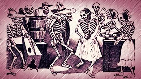 dancing-skulls