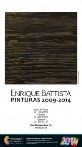 Enrique Battista_Afiche
