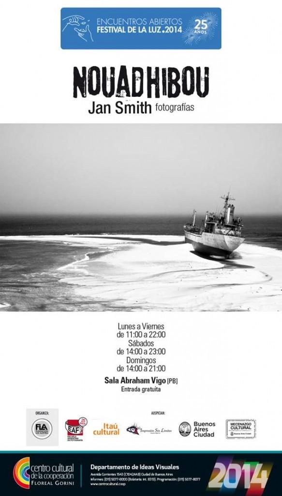 JAN SMITH. FESTIVAL DE LA LUZ 2014