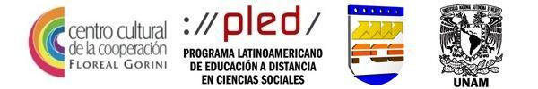 logos de pled e instituciones